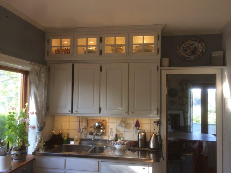 Gaudi geinspireerde keuken